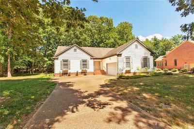 Williamsburg Single Family Home New Listing: 125 Montrose