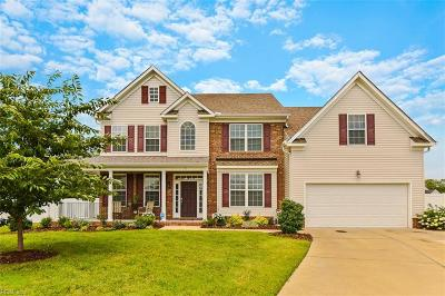 Chesapeake Single Family Home New Listing: 732 Chantilly Ln
