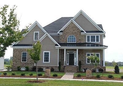 Virginia Beach Single Family Home New Listing: 1277 Lambeth Ln