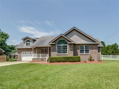 Suffolk Single Family Home New Listing: 800 Craig Dr
