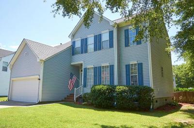 Suffolk Single Family Home New Listing: 6800 Creekside Ct