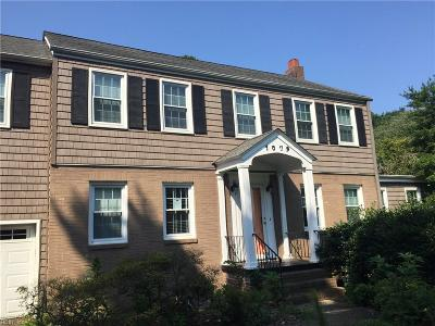 Norfolk Single Family Home New Listing: 1079 Algonquin Rd