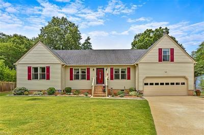 Norfolk Single Family Home New Listing: 1363 Crane Cres