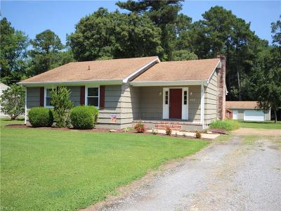 Suffolk Single Family Home New Listing: 3312 Deer Path Rd