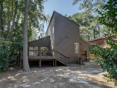Virginia Beach Single Family Home New Listing: 2243 Bayberry St