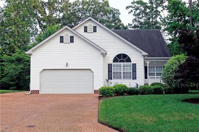 Newport News VA Single Family Home New Listing: $349,990