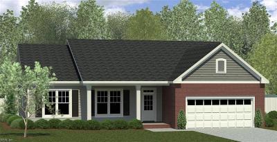 Chesapeake Single Family Home New Listing: Mm Meadow Ridge At Sherborne Manor