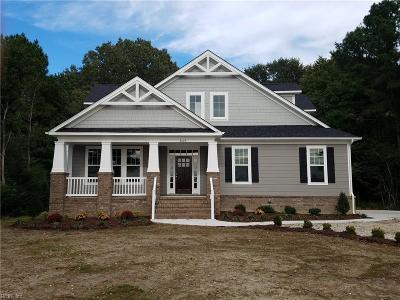 Virginia Beach Single Family Home New Listing: 2640 Seaboard Rd