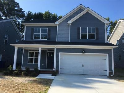 Virginia Beach Single Family Home New Listing: 633 Dam Neck Rd