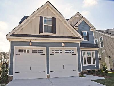 Virginia Beach Single Family Home New Listing: Mm Monroe @ Enclave