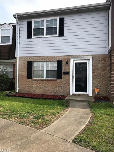 Hampton Single Family Home New Listing: 110 Tyburn Ct