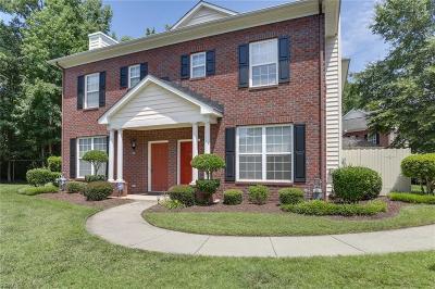 Virginia Beach VA Single Family Home New Listing: $172,500