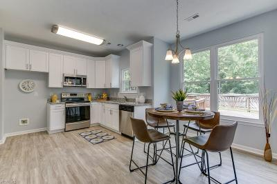 Chesapeake Single Family Home New Listing: 2211 Ships Xing