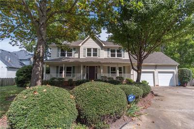 Chesapeake Single Family Home New Listing: 904 Saint Michaels Ct