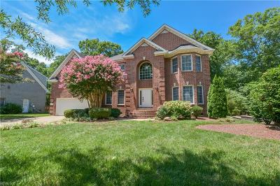 Virginia Beach Single Family Home New Listing: 1429 Water Mill Cir