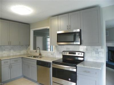 Virginia Beach VA Single Family Home New Listing: $249,900