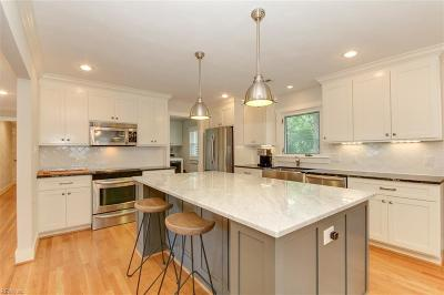 Virginia Beach Single Family Home New Listing: 844 Five Point Rd