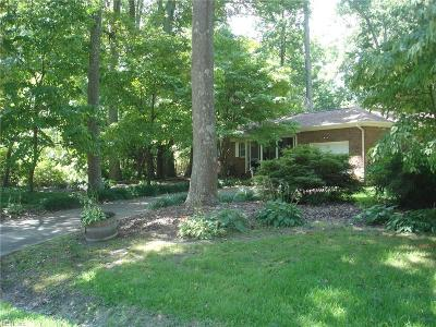 Virginia Beach Single Family Home New Listing: 1401 Shamrock Ave