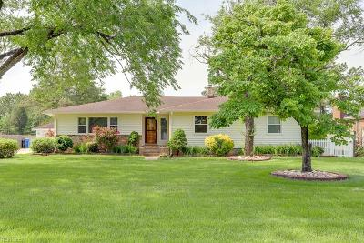Chesapeake Single Family Home New Listing: 1165 Sunlight Dr
