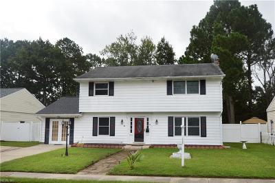 Hampton Single Family Home New Listing: 32 Sacramento Dr
