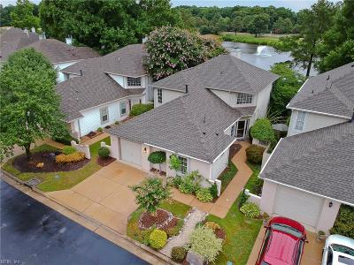 Newport News Single Family Home New Listing: 957 Nicklaus Dr