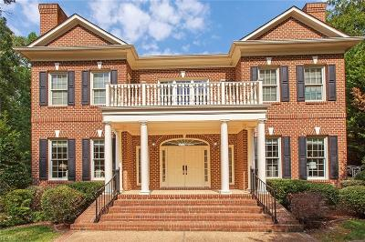 Williamsburg Single Family Home New Listing: 152 Mid Ocean