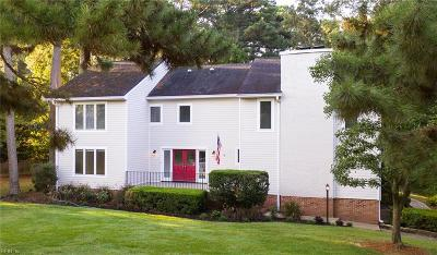 Virginia Beach Single Family Home New Listing: 1649 Bay Point Dr