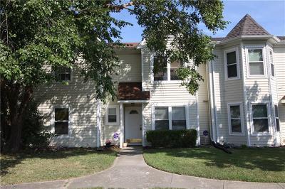 Virginia Beach VA Single Family Home New Listing: $182,500