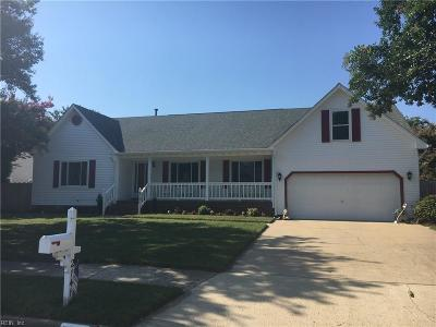 Virginia Beach Single Family Home New Listing: 2141 Schubert Dr