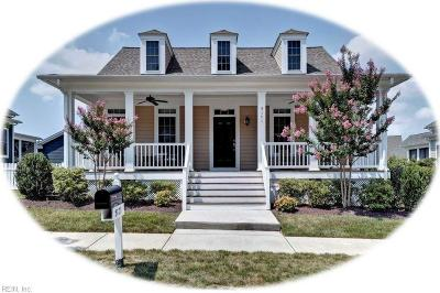 Williamsburg Single Family Home New Listing: 5171 Rollison Dr