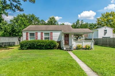 Portsmouth Single Family Home New Listing: 124 Byers Ave