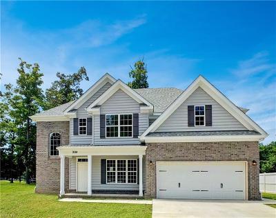 Chesapeake Single Family Home New Listing: 204 Creston Ct