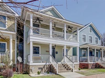 Portsmouth Single Family Home New Listing: 719 Washington St