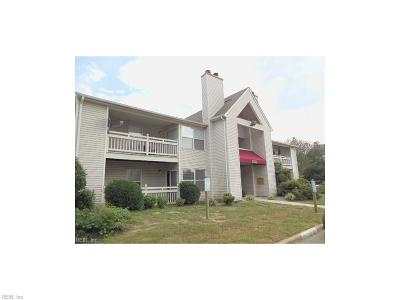 Newport News Single Family Home New Listing: 3954 Palomino Dr #204