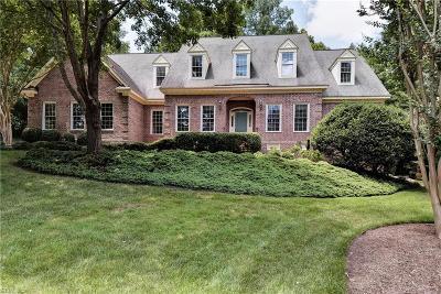 Williamsburg Single Family Home New Listing: 131 Swinley Frst