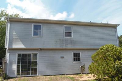 Newport News VA Single Family Home New Listing: $184,000