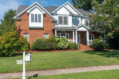 Chesapeake Single Family Home New Listing: 3028 Miars Grn
