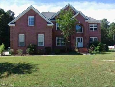 Suffolk Single Family Home New Listing: 4025 Appaloosa Ct