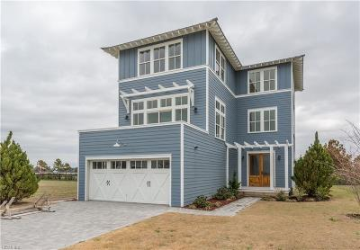 Cape Charles Single Family Home New Listing: 172 Sunset Blvd