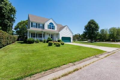 Chesapeake Single Family Home New Listing: 4601 Watson Way