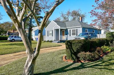 Norfolk Single Family Home New Listing: 162 Rodman Rd