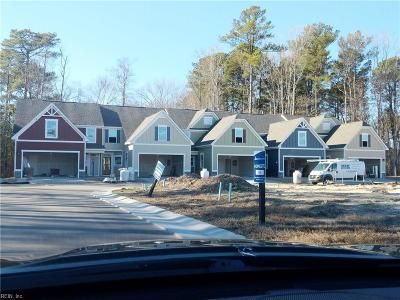 Chesapeake Single Family Home Under Contract: 1849 Doubloon Way