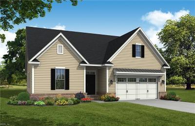Virginia Beach Single Family Home New Listing: Mm Corvallis @ Ashville Park