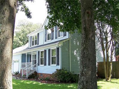 Hampton Single Family Home New Listing: 705 Burton St