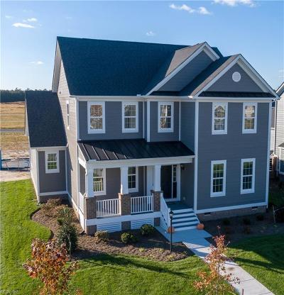 Chesapeake Single Family Home New Listing: 672 Mill Creek Pw