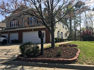 Virginia Beach Single Family Home New Listing: 1435 Pandoria Ct