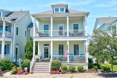 Norfolk Single Family Home For Sale: 9641 23rd Bay St
