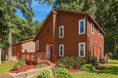 Virginia Beach Single Family Home New Listing: 1305 Preserve Dr