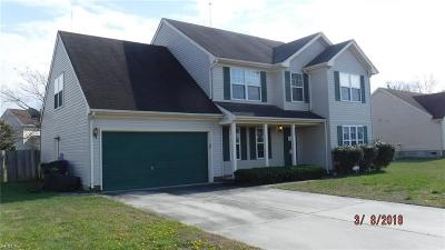 Suffolk Single Family Home New Listing: 312 Page Pl
