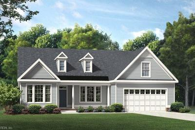 Chesapeake Single Family Home Under Contract: 1800 Ashlar Ln